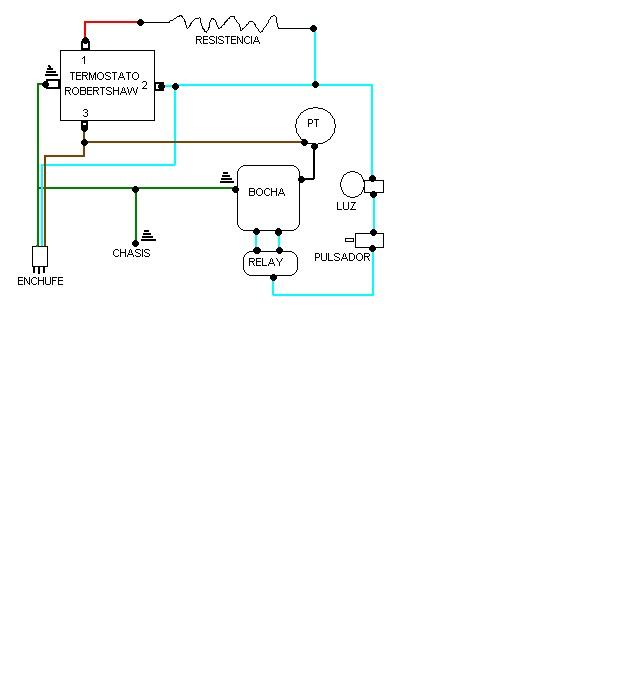 Circuito Electrico Heladera Comercial : Solucionado necesito el circuito eléctrico de la heladera