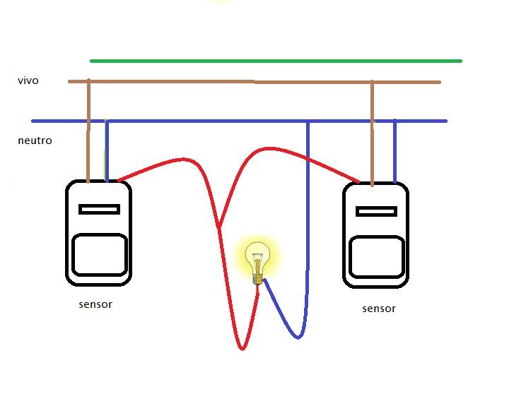 Sensor de movimiento yoreparo - Luz sensor movimiento ...
