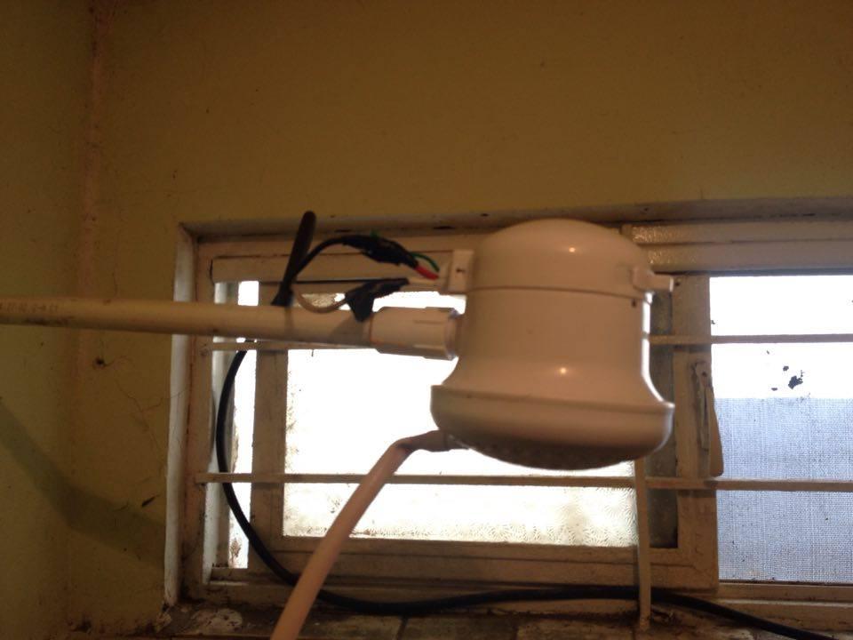 Como hacer tierra para una ducha electrica newbranch for Como funciona una regadera electrica