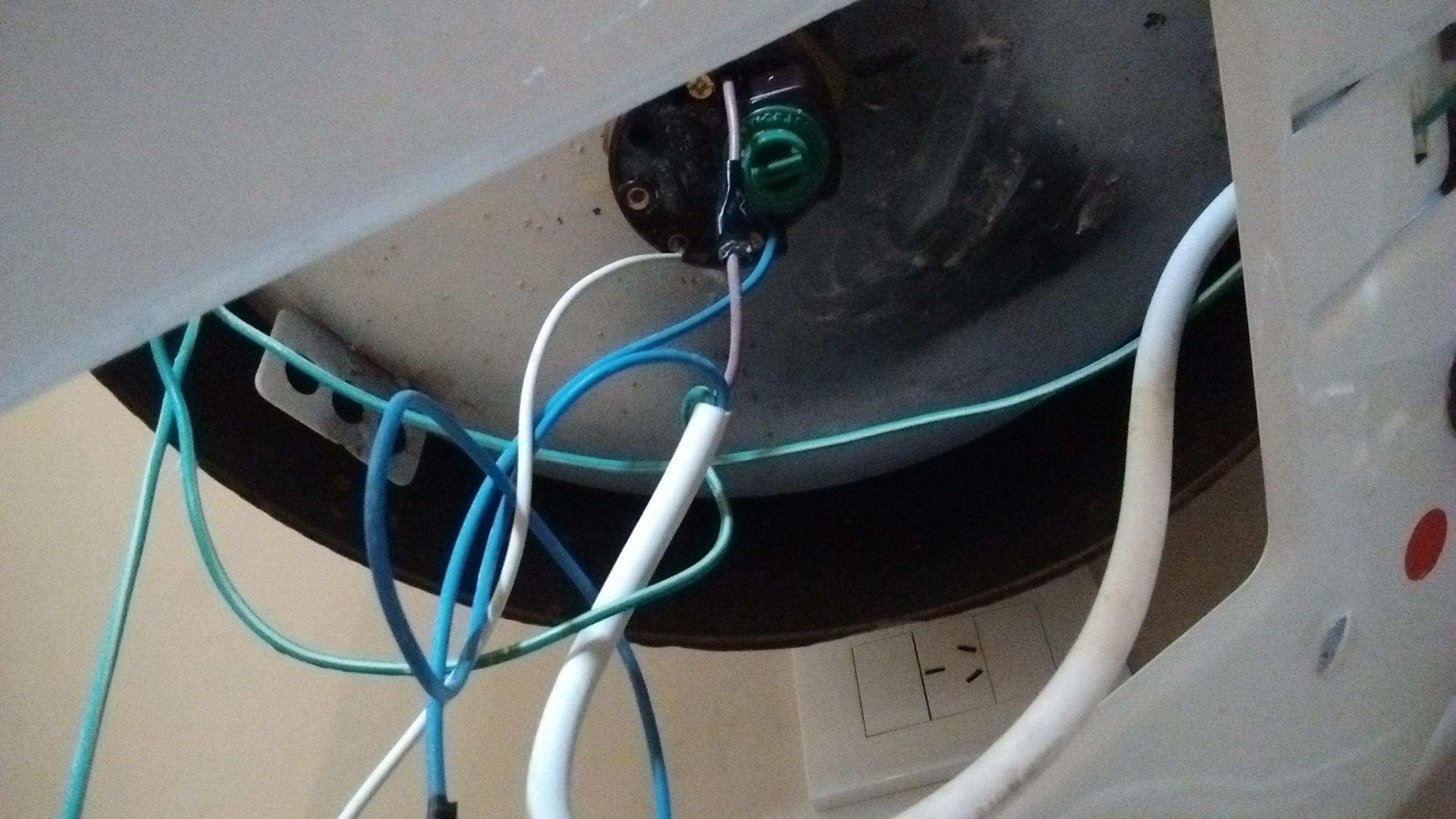 Solucionado mi termotanque el ctrico ecotermo de 106 - Como instalar termo electrico ...