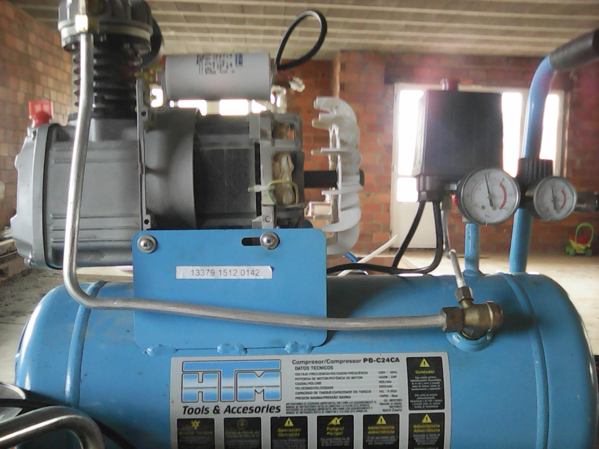 Compresor de aire de 25 litros yoreparo - Compresor de aire 25 litros ...