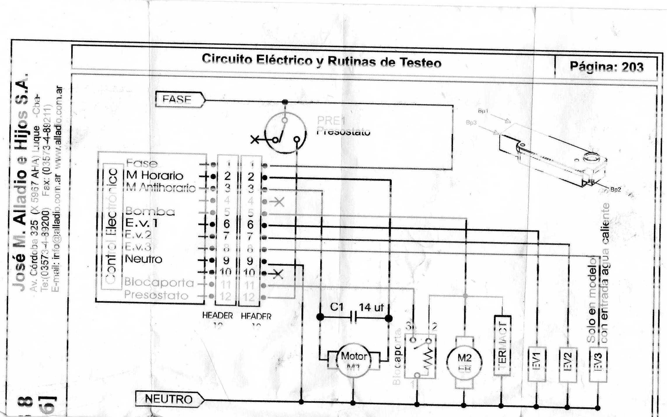 Circuito Electrico : V coche circuito eléctrico probador volt power scan avomet