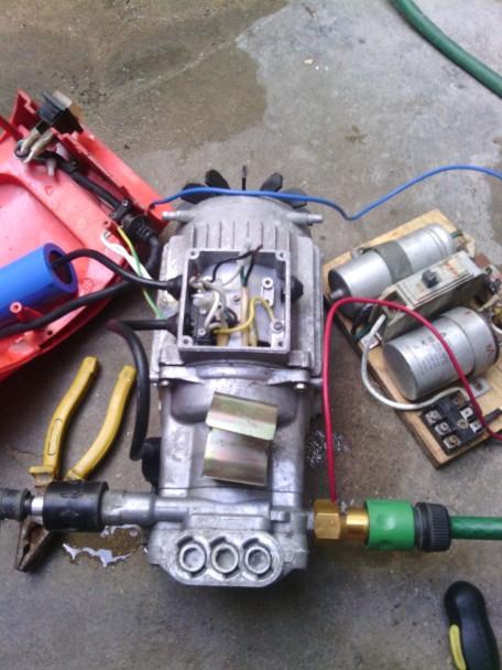 Hidrolavadora tiene poca presion yoreparo for Poca presion de agua