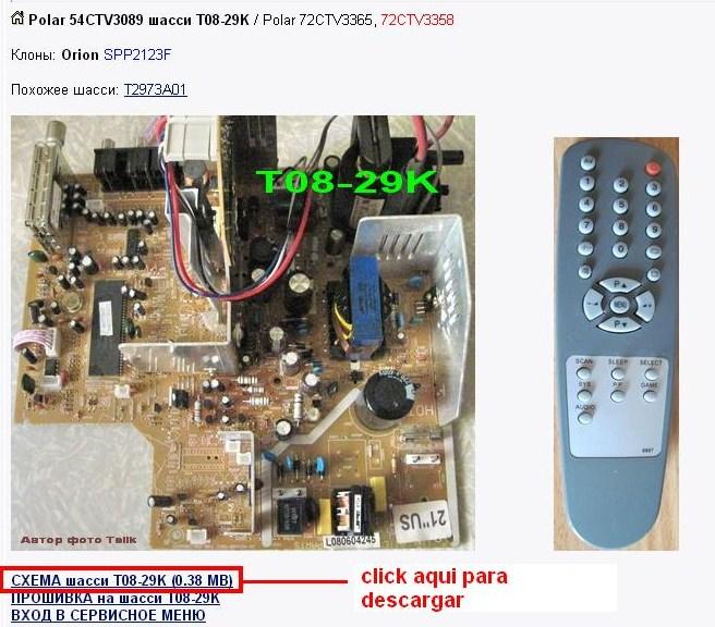 Solucionado  Manual De Servicio O Diagrama Tv Shinvco Stv
