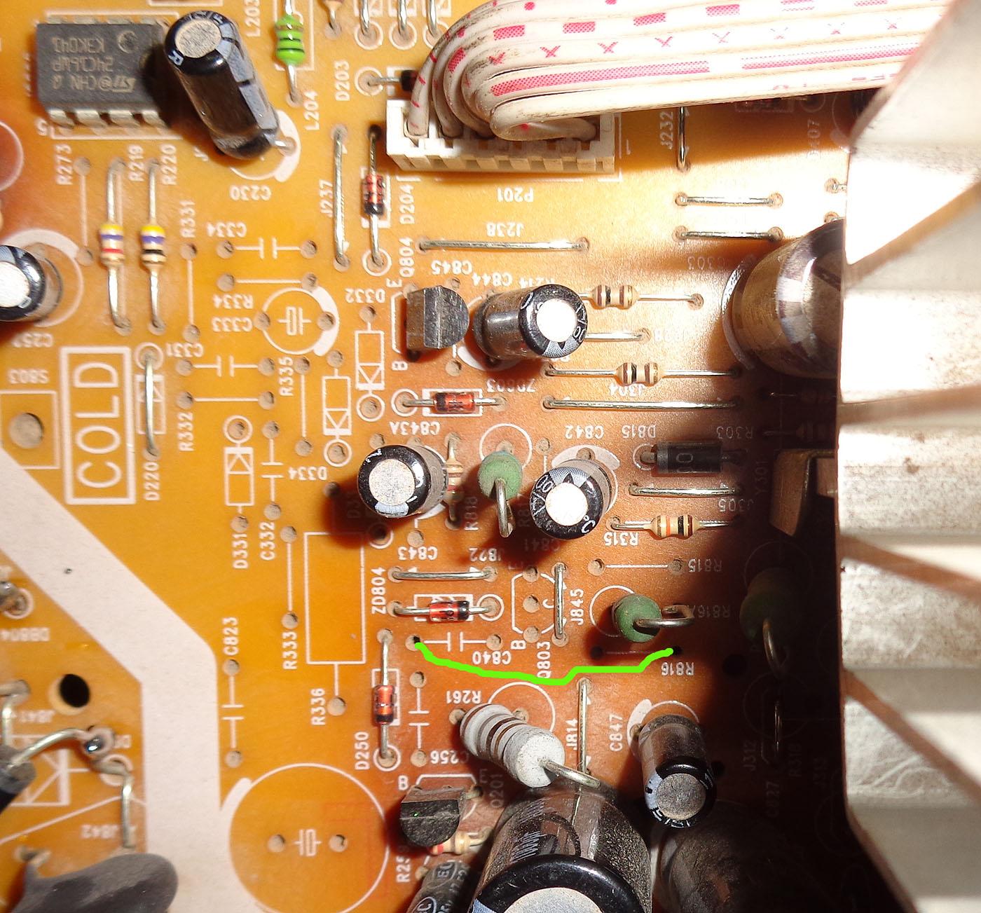 Telefunken Tkp2197sm Chasis 40