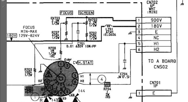 solucionado  tv sony model kv-14mb40