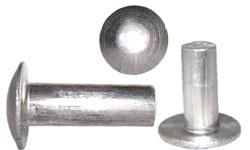 Mango para una cacerola de acero inoxidable yoreparo for Precio de remaches de aluminio