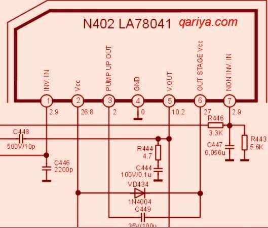 Hola Necesito Diagrama De Tv Cdh21bus2