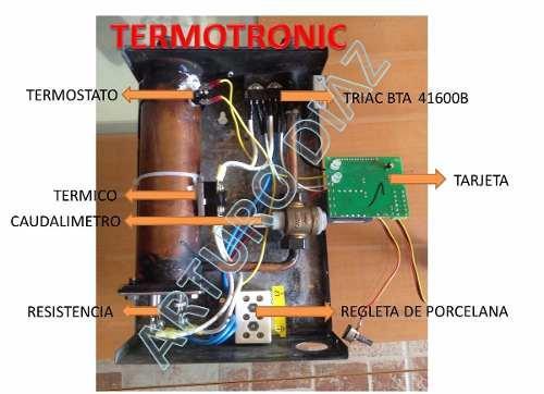 Fallas de calentadores electricos
