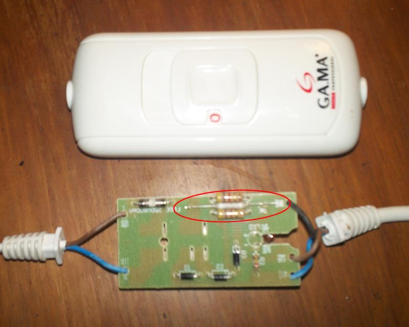 Solucionado: Fusible termico de calientacamas   Reparacion de