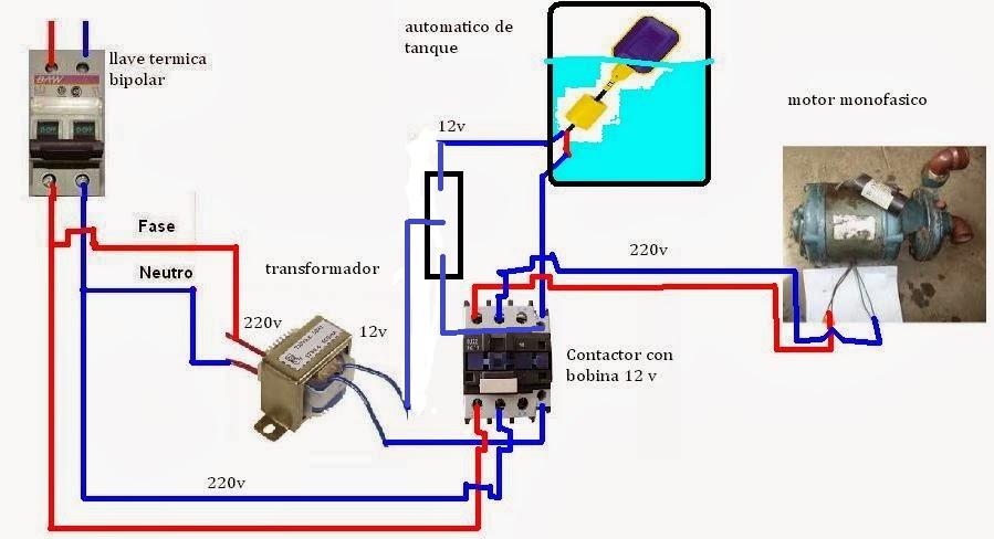 Solucionado: Automatizar bomba y tanque de agua - YoReparo