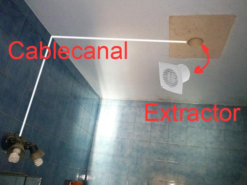 Extractor De Humedad Baño:Solucionado] – Cómo instalar un extractor para el baño? – Plomería