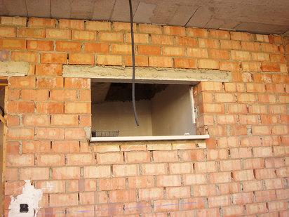 Necesito poner un dintel ventana yoreparo for Dintel de madera