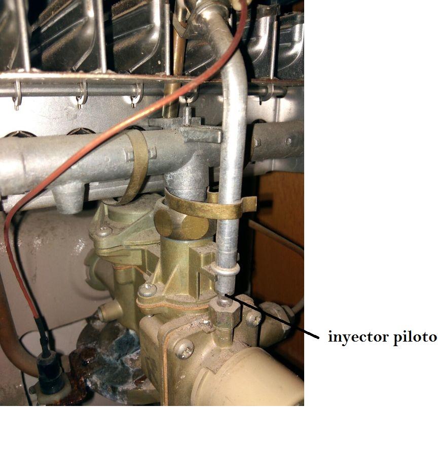 Solucionado termo de butano no enciende calentadores de - Calentadores de agua butano ...