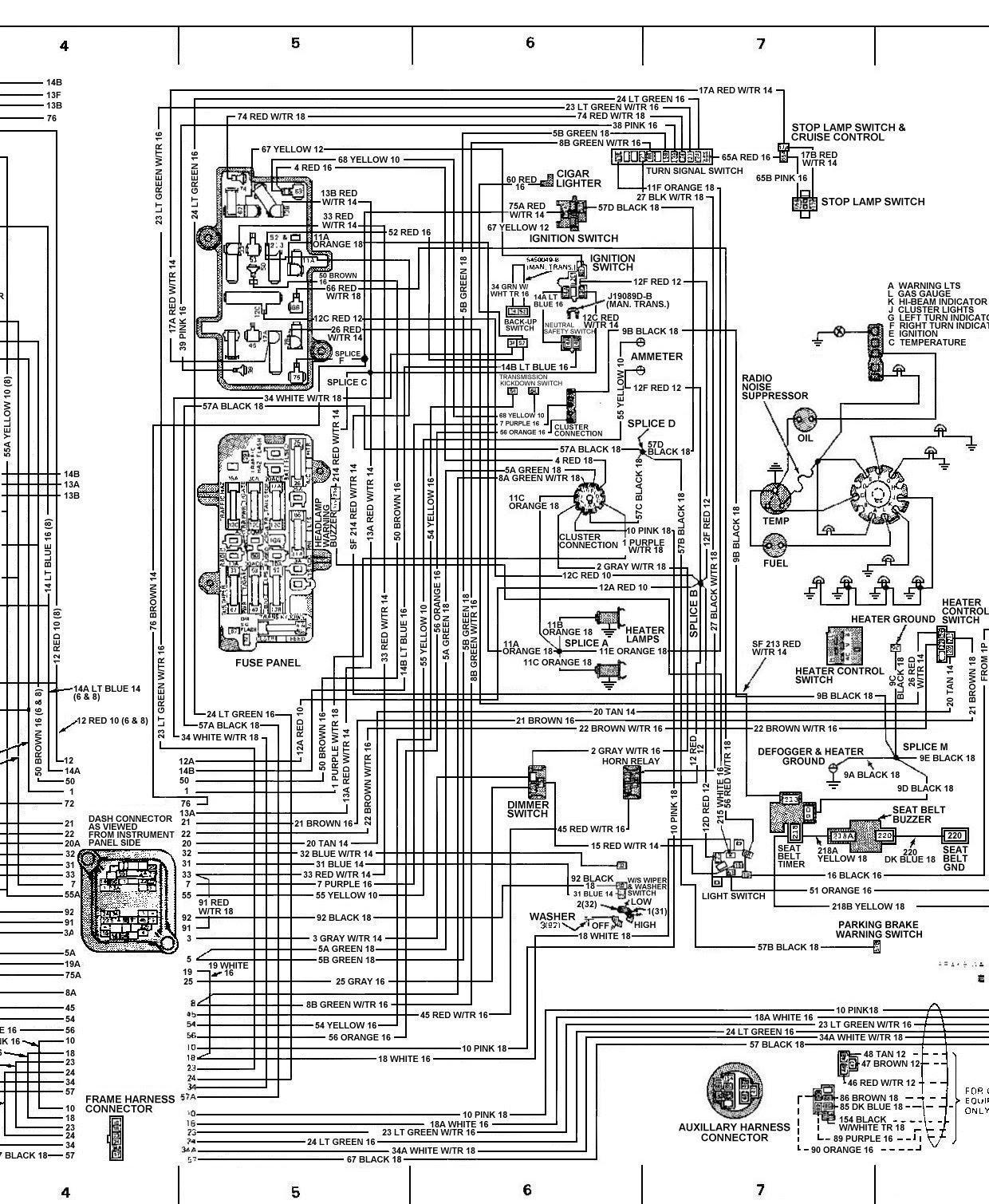 Solucionado  Nesesito El Wiring Diagram Del Vehiculo