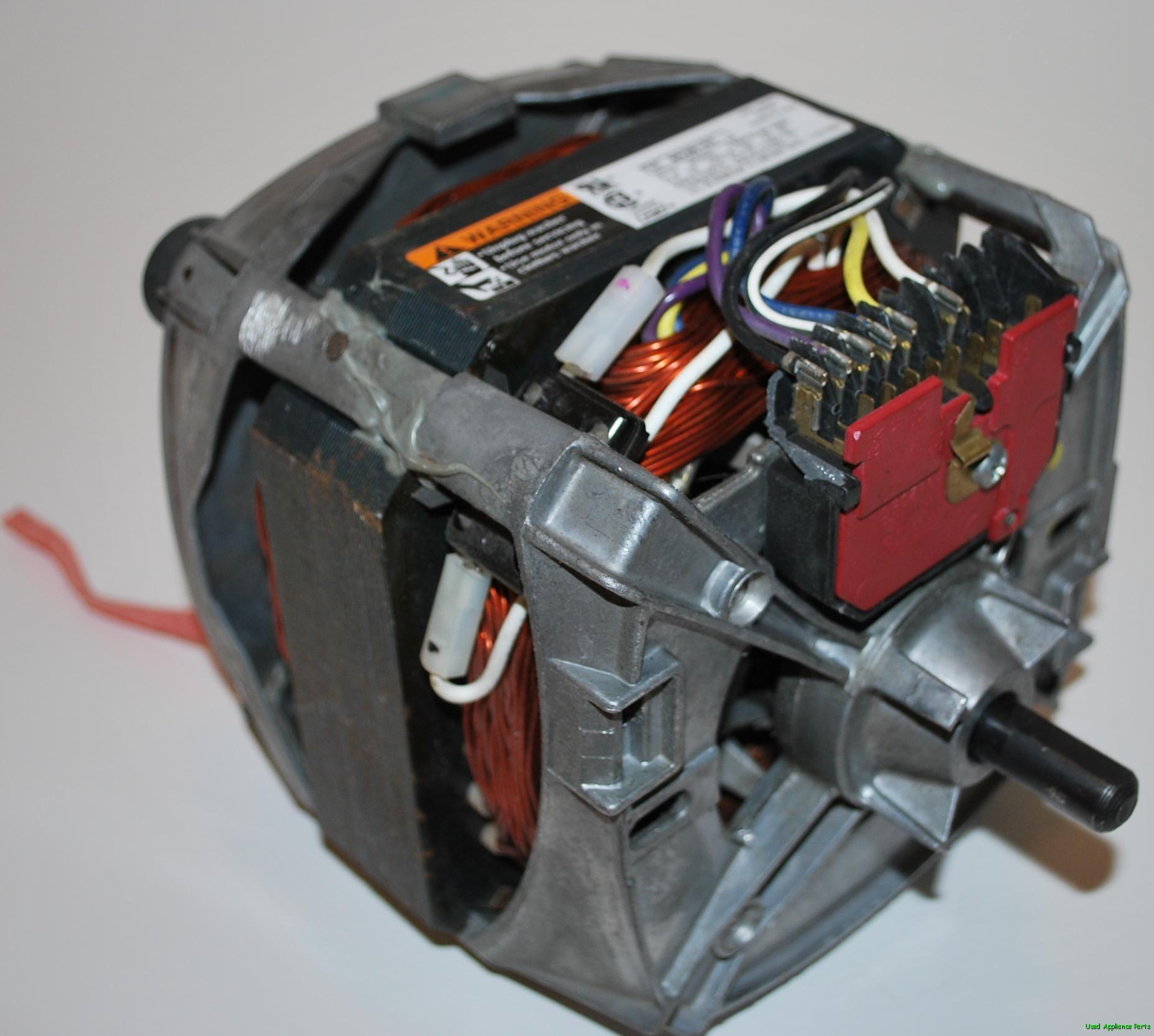 Motor de lavadora hace ruido pero no trabaja yoreparo for Whirlpool washer drive motor