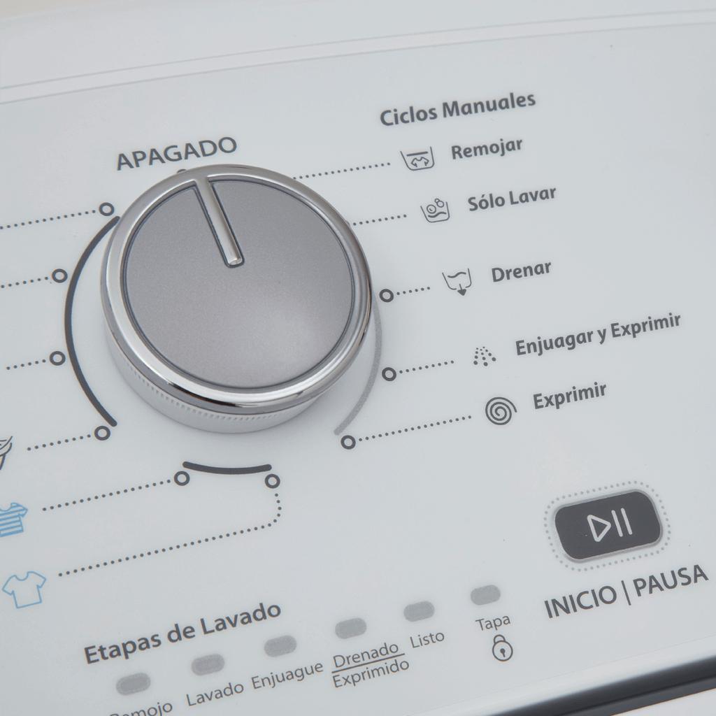 Lavadora whirlpool 15kg xpert systems desprogramada yoreparo for Funcion de la lavadora