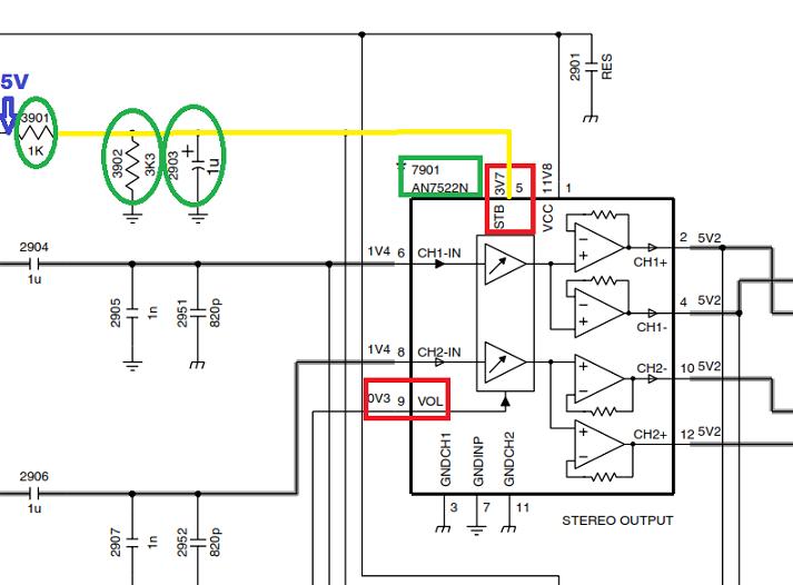 Solucionado  Tv Philips Sin Audio Modelo 21pt5425  77