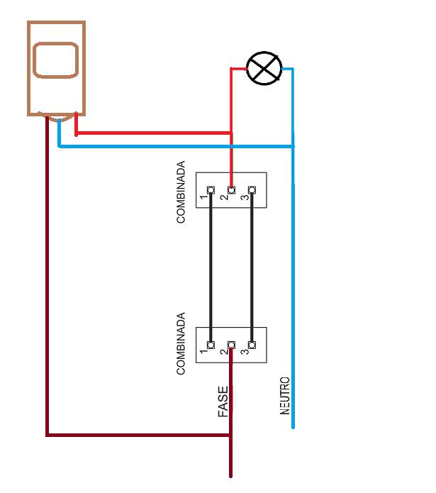 Solucionado como conectar un sensor de movimiento con - Como conectar un sensor de movimiento de tres cables ...
