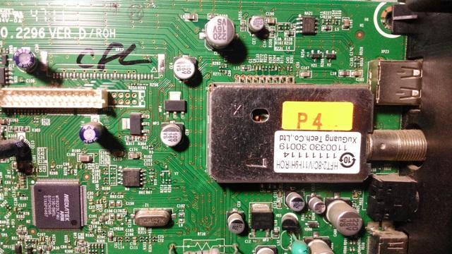 Solucionado  Lcd Hisense - Hl3211a - No Enciende