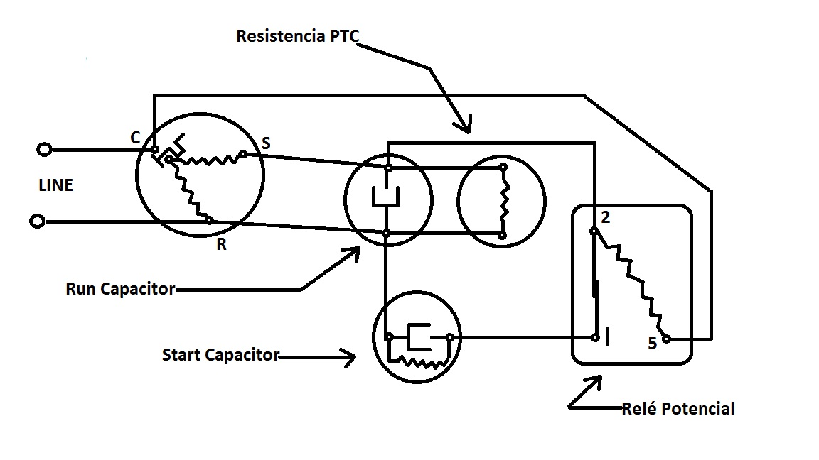 diagram of wiring with Presor Copeland 24btu Piston T1429636 on Valvestate moreover presor Copeland 24btu Piston T1429636 as well SXdqZn further 557093 Installing Light Fixture Neutral Wire Hot in addition Misc.