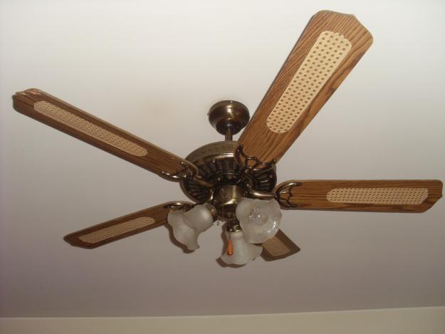 Como conectar ventilador de techo alpaca con luces yoreparo - Tulipas para ventiladores de techo ...