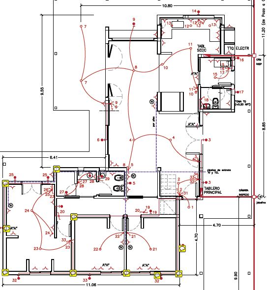 Solucionado instalaci n el ctrica domiciliaria - Instalacion electrica exterior ...
