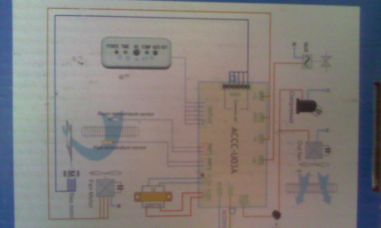 Solucionado Tarjeta Condensador Minisplit Inverterwirpool