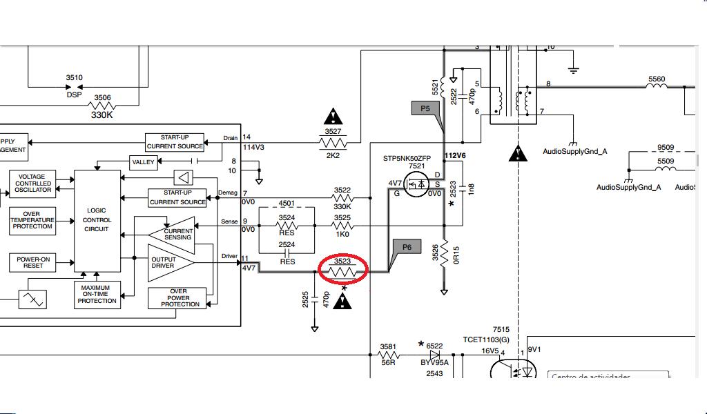 solucionado  ayuda ttv philips de 21 u0026quot  modelo  21pt3005  55
