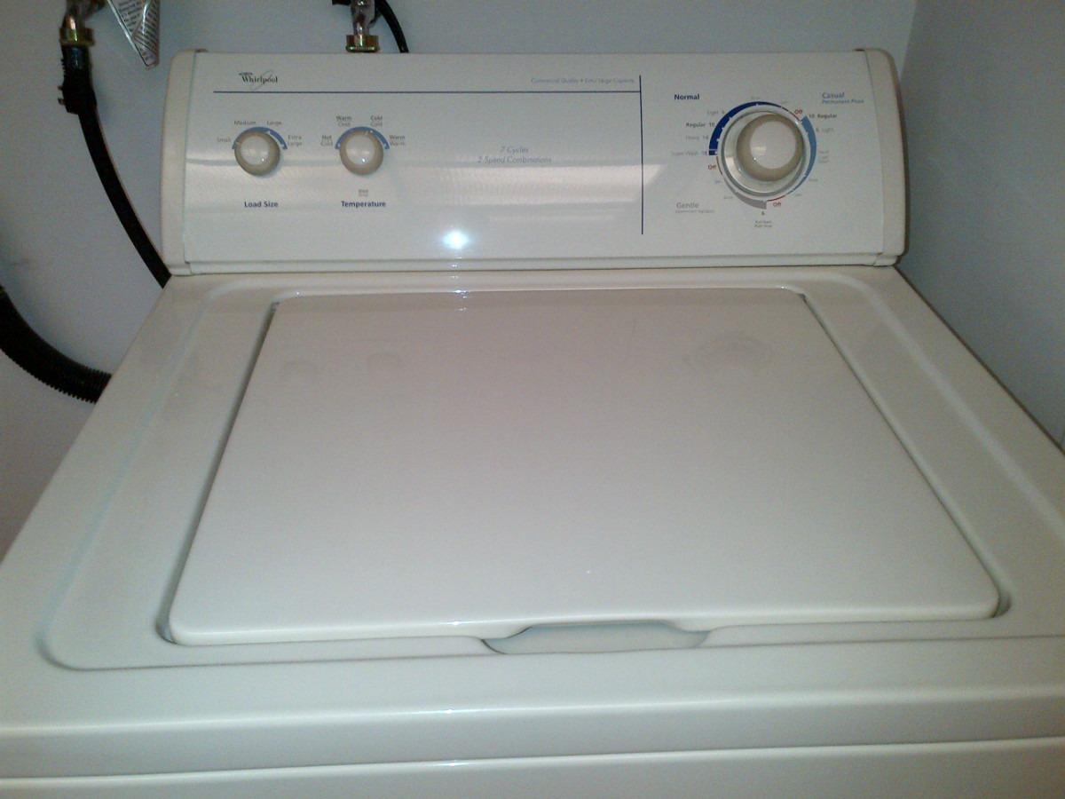 Como reparar una lavadora whirlpool lavadoras whirlpool for Como reparar una lavadora