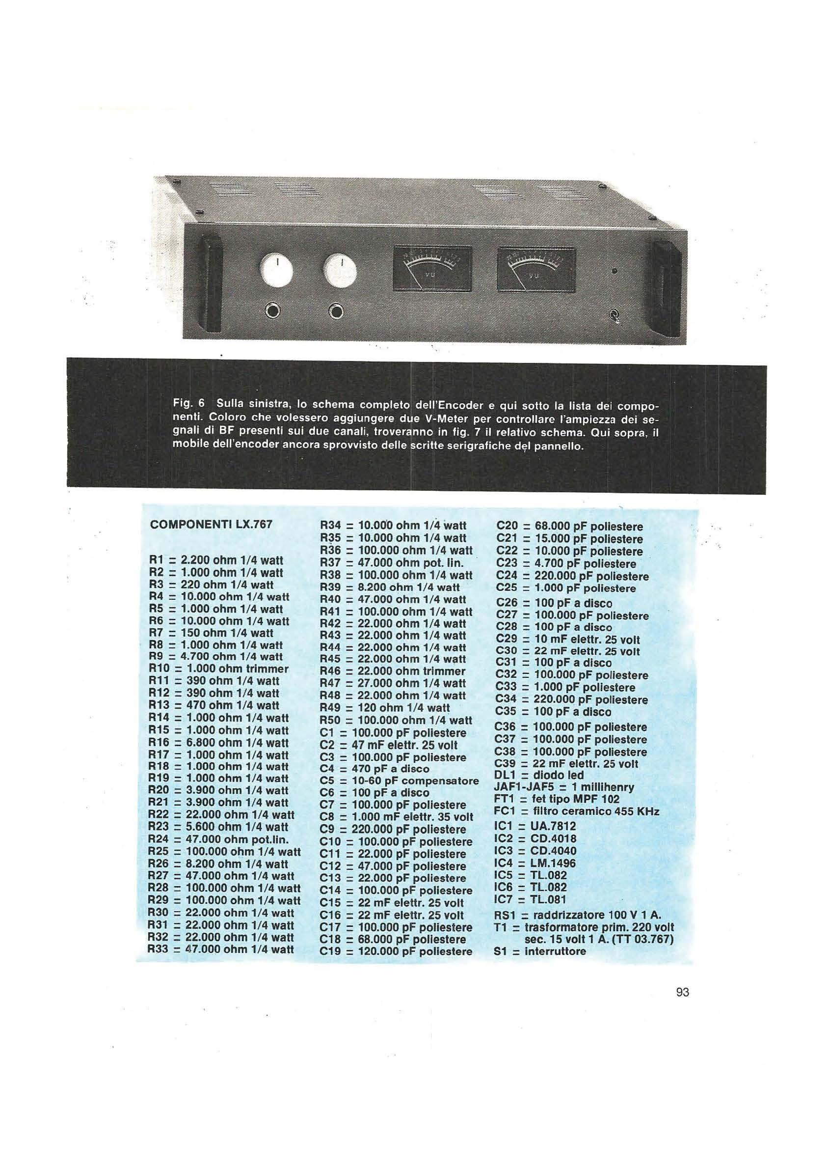 Solucionado Codificador Estereo Mpx Reparacion De Ba1404 Stereo Encoder P Dada La Aclaracin Provista Por El Sr Moderador Tangos Ac Esta Circuito Publicado En Revista