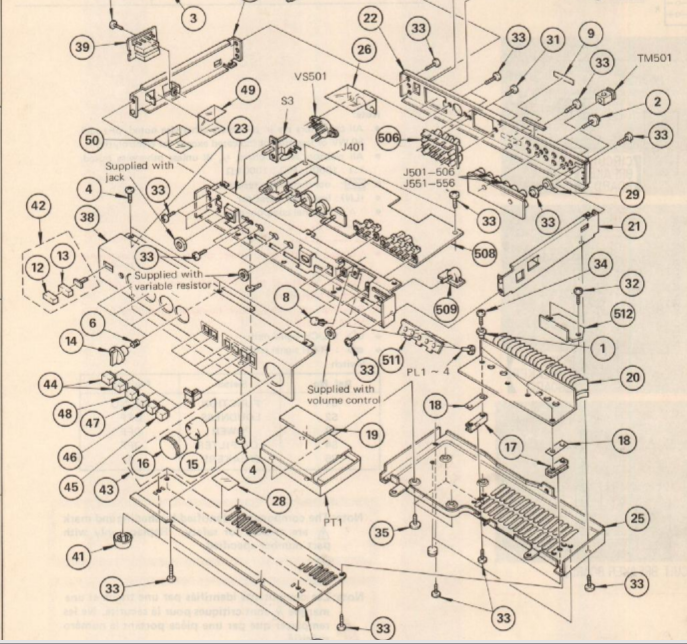 integrado stereo amplificador ta ax2 sony reparacion de equipos rh yoreparo com Sony Ta- H3800 Sony Ta- 1700