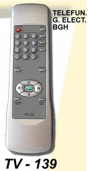 Solucionado  Control Para Televisor Ecasa
