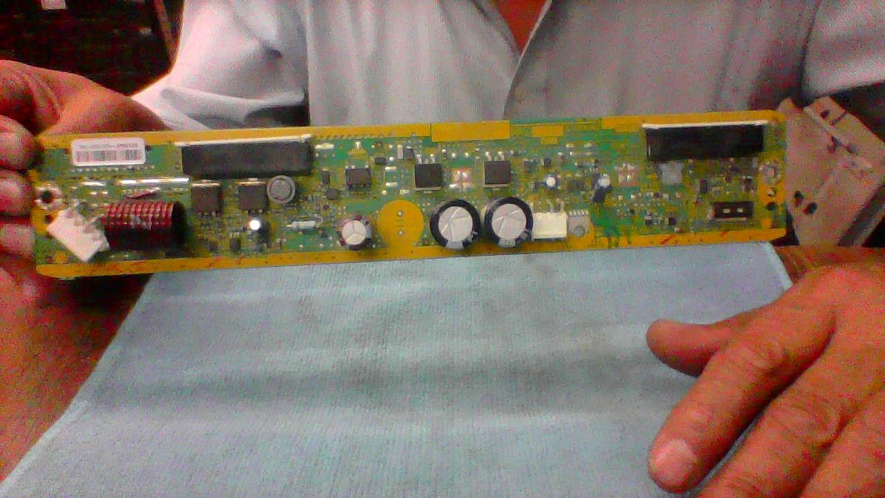No Prende Pantalla Panasonic Modelo Tc-p42x3x