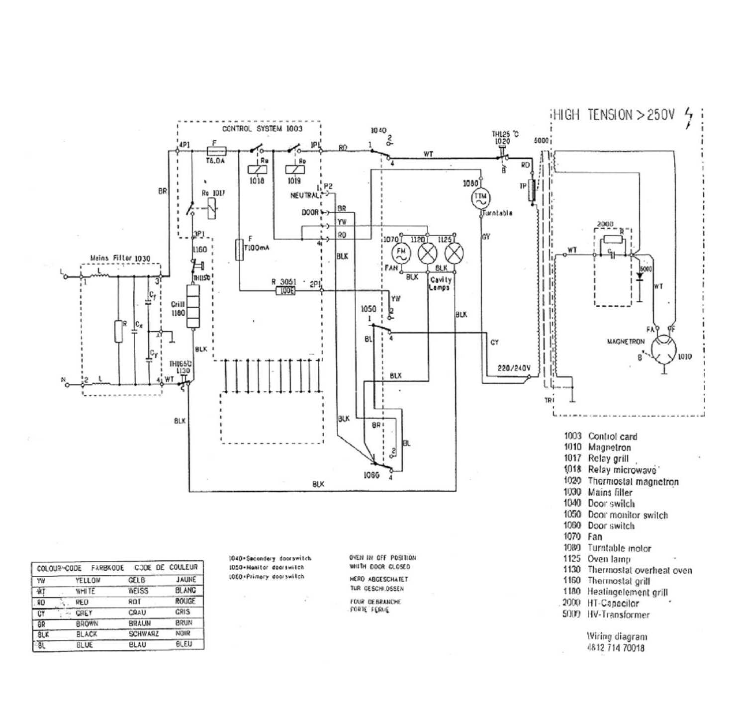 diagrama microondas whirlpool vip 34