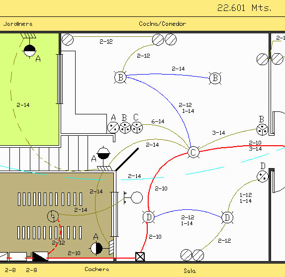 Planos de electricidad domiciliaria pdf heydouga 4140 065 hd for Planos electricos pdf