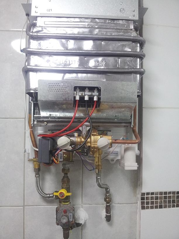 Pumps tubos termo boiler calefont ionizado se apaga - Termo gas natural ...