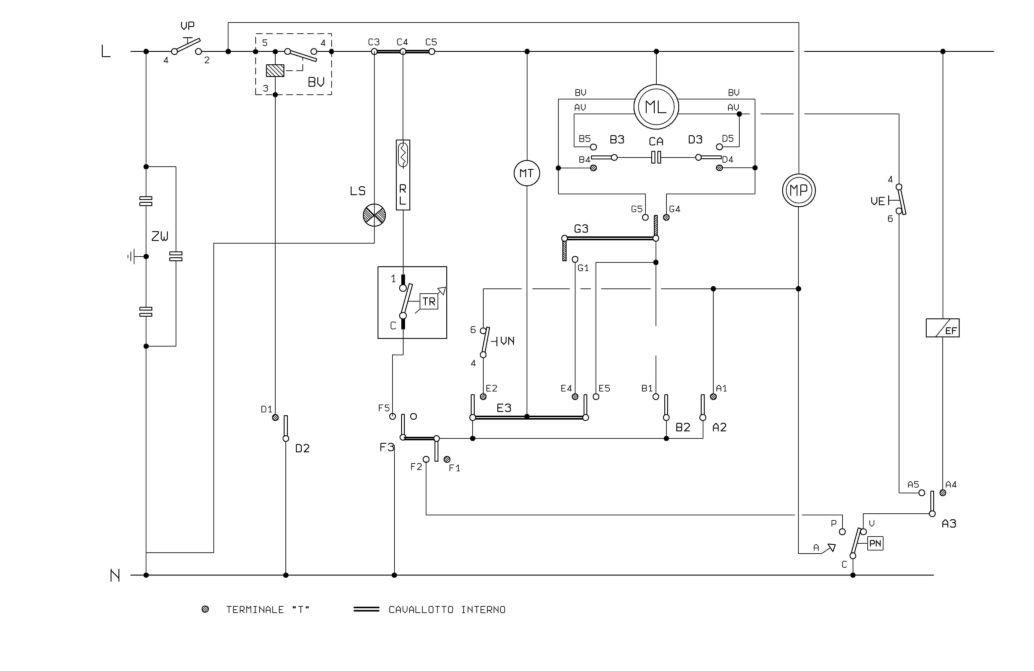 Схема стиральных машин saturn