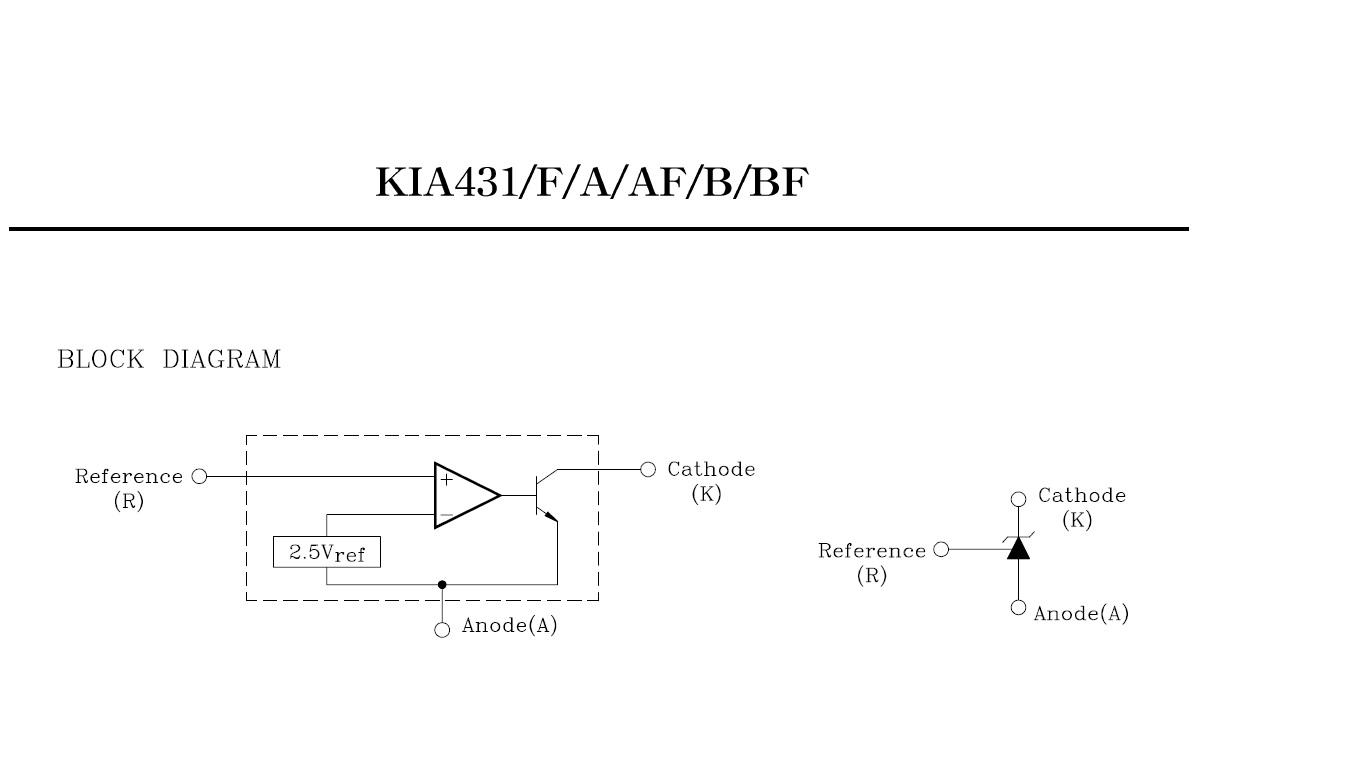 Circuito Transistor : Cómo medir el ic kia431a parece transistor? ? reparacion de