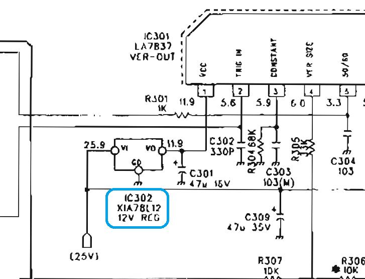 solucionado  transistor original del tv grundig mrc