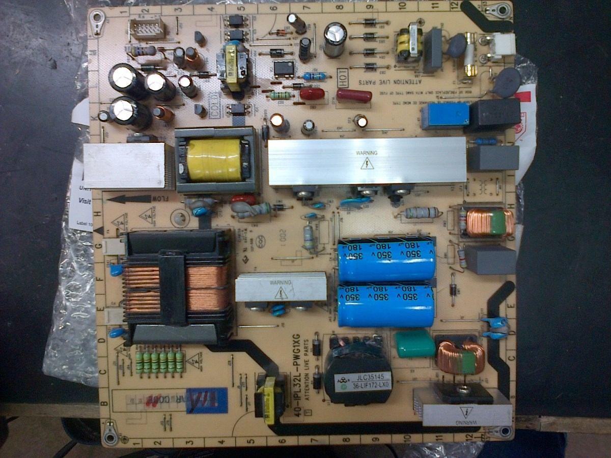 Solucionado  Lcd Philips 32pfl5604  77 Se Pone En Negro Pero Con Audio