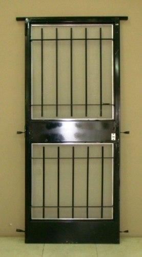 Solucionado tela mosquitera yoreparo for Puertas de reja