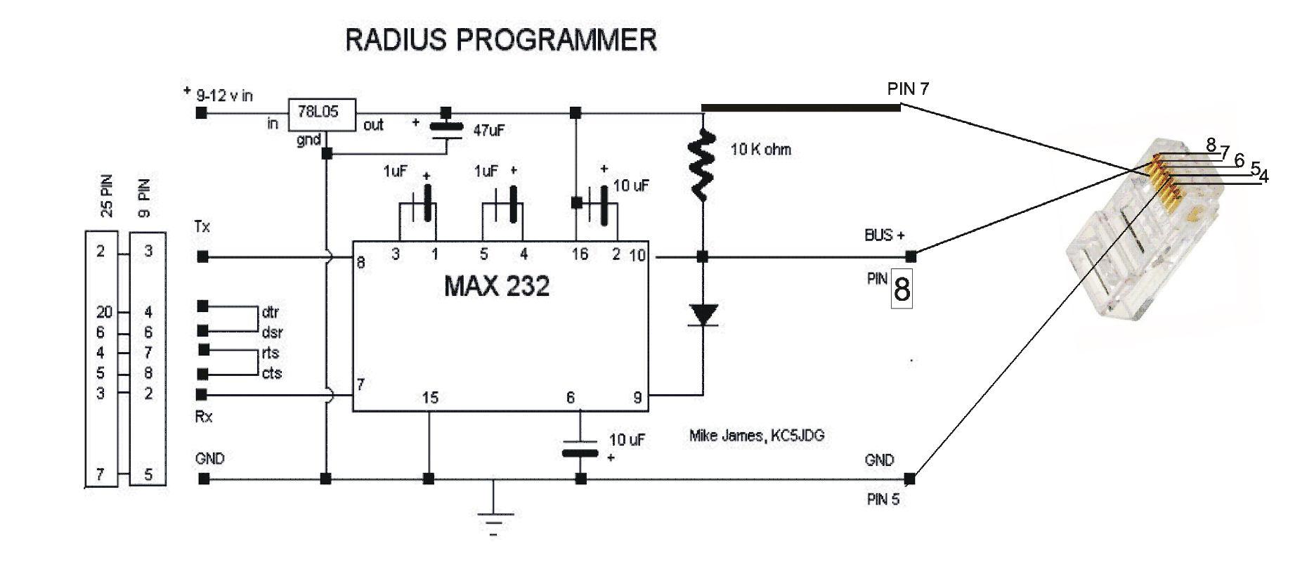solucionado  cable de programacion del motorola dgm 5000