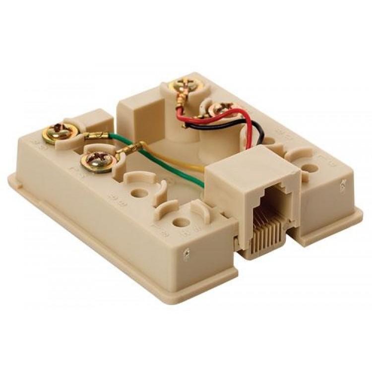 Solucionado conexion de rosetas telefonicas para conmutador yoreparo - Poner linea telefonica en casa ...