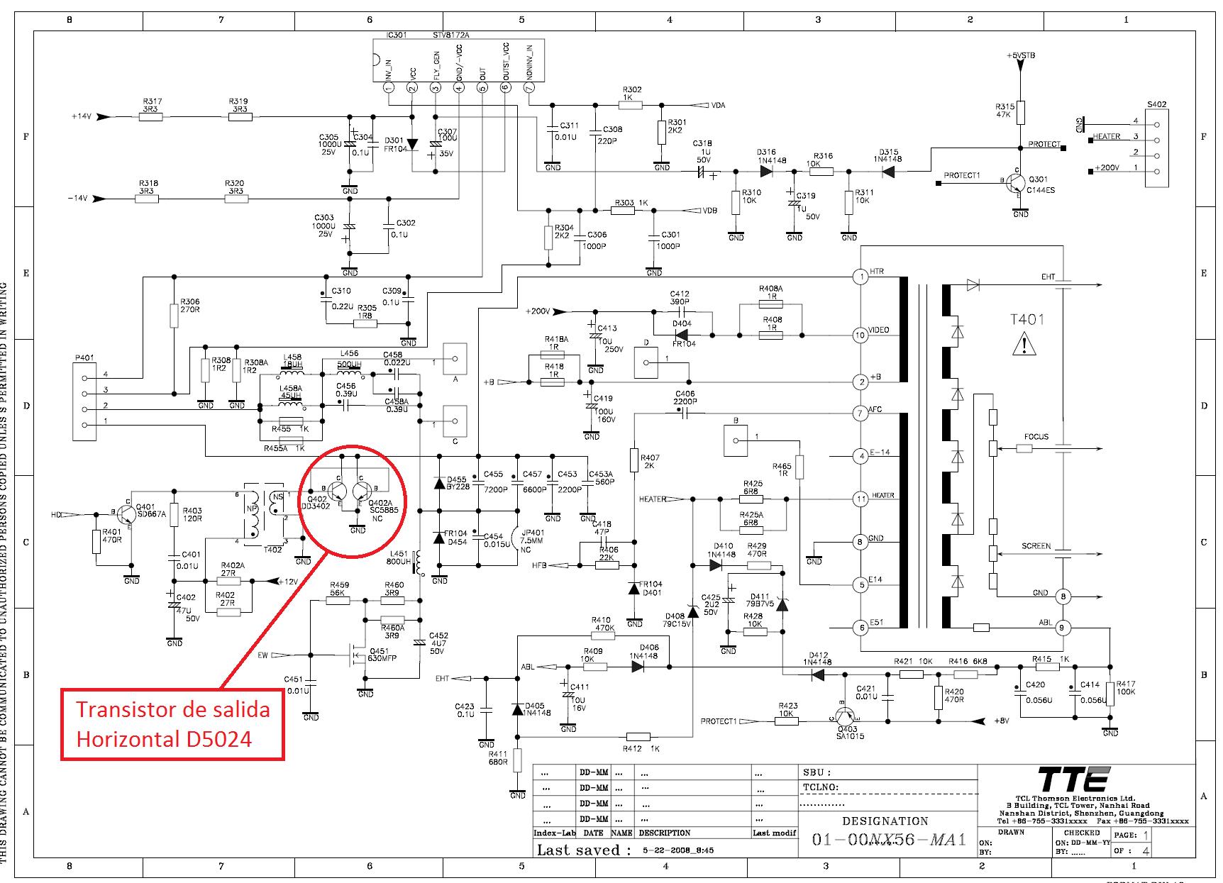 solucionado  necito diagrama telefunken tk2037