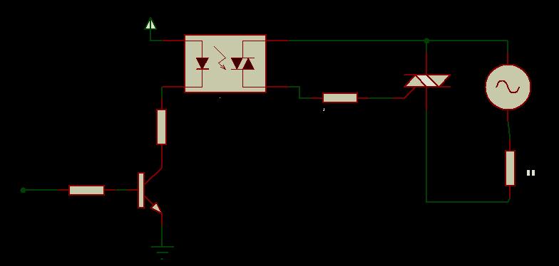 Circuito Optoacoplador : Conectar un optoacoplador yoreparo